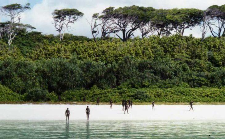 10 playas mas peligrosas isla sentinel del norte