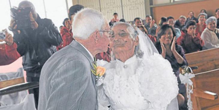 boda de viejitos