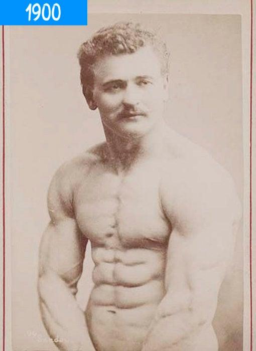 atleta de 1900
