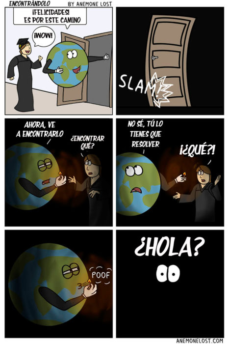 ilustraciones bienvenida al mundo real