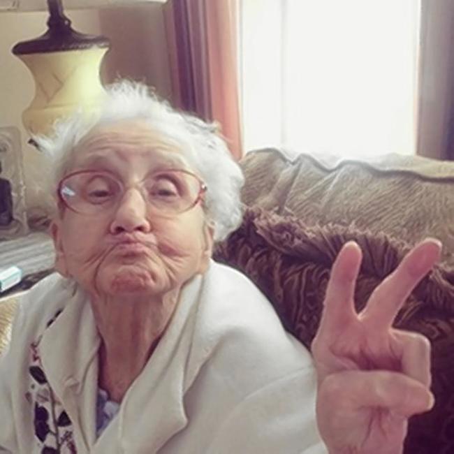 amor y paz abuela