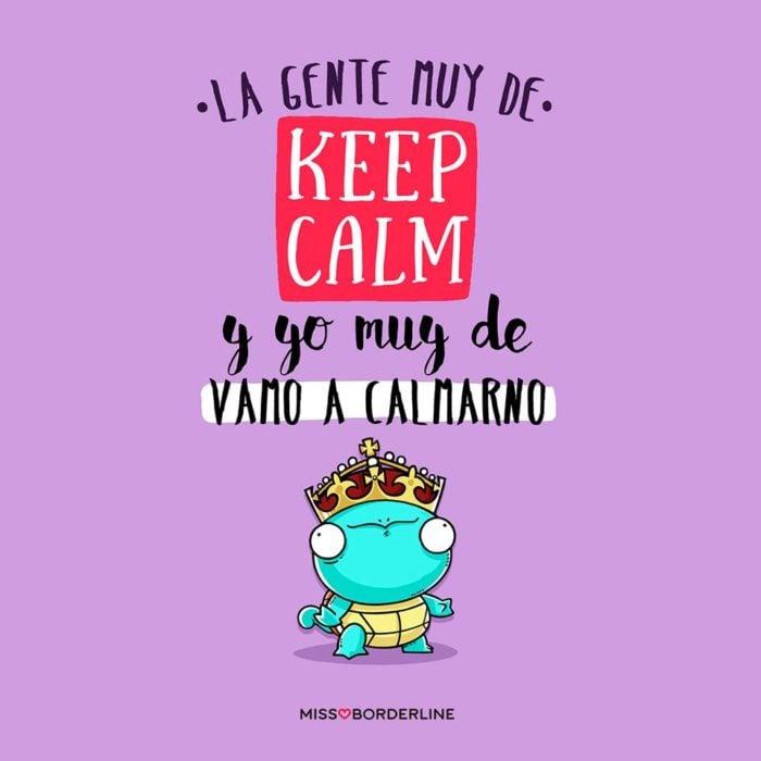 ilustraciones keep calm