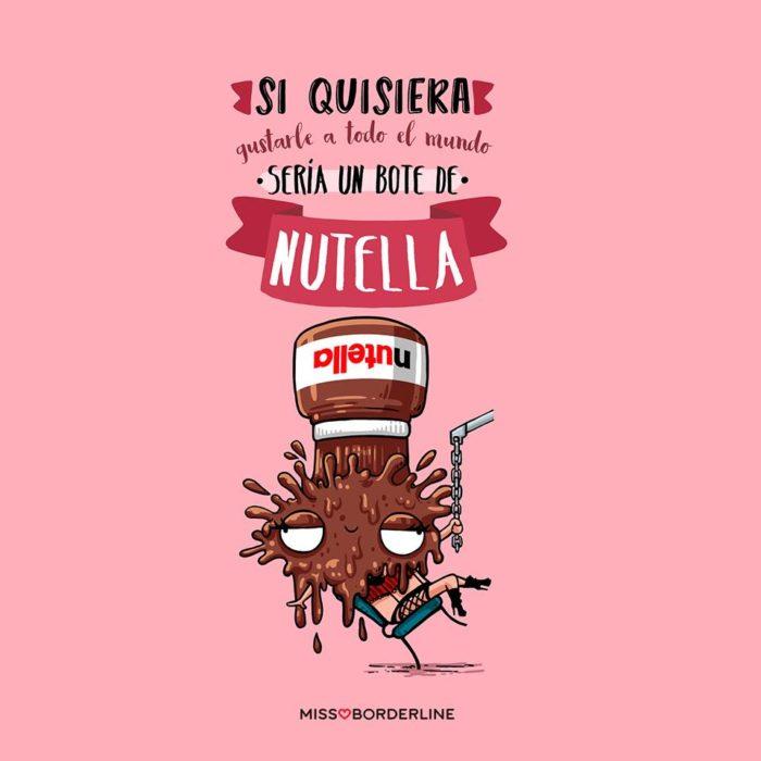 ilustraciones nutella