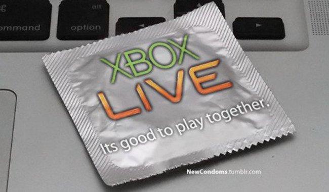 xbox Condones Marca Logos