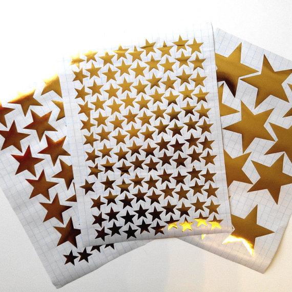 estrellas doradas primaria objetos de los 90s