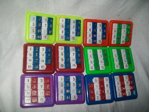 primaria objetos de los 90s sudoku