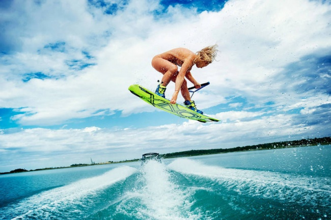 Dallas Fried, wakeboard espn revista
