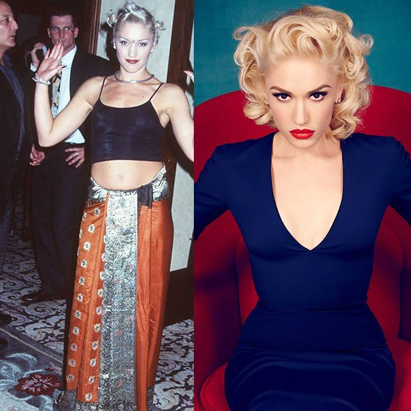Gwen Stefani estilista look
