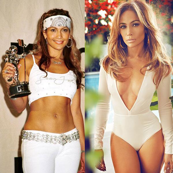 Jennifer Lopez look estilista