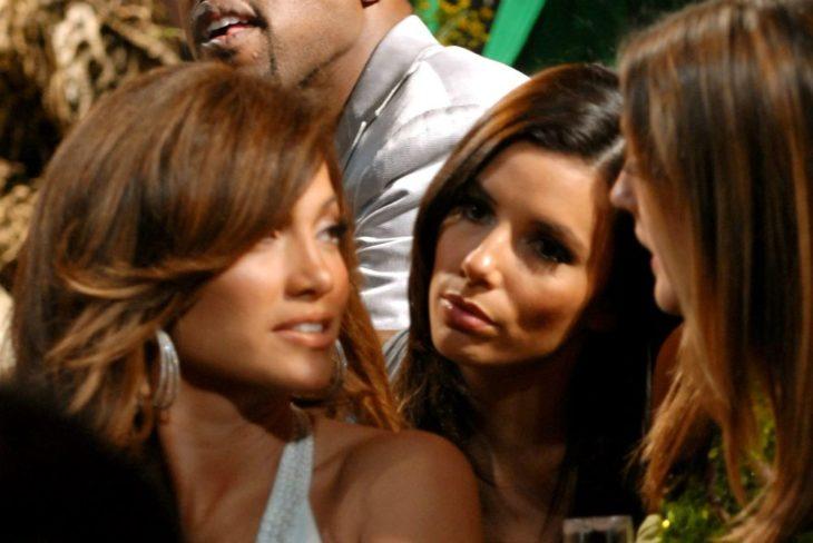 Jennifer Lopez y Eva Longoria