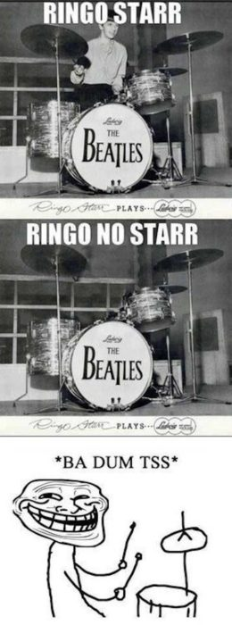 Memes simples ringo star beatles