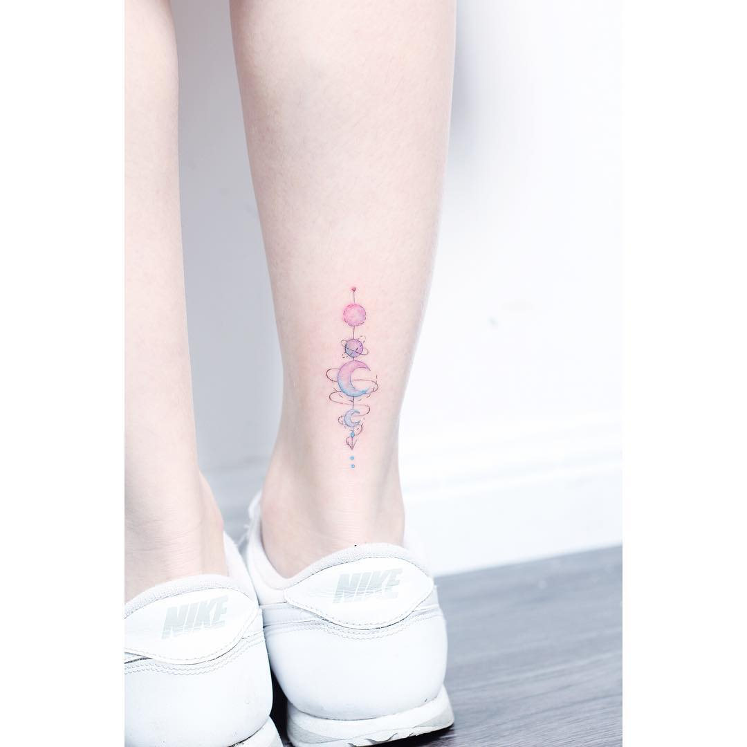 15 Tatuajes Tan Sutiles Que No Parecen Tatuajes