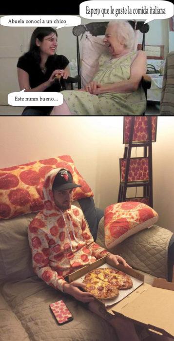 batalla pizza cocina italiana