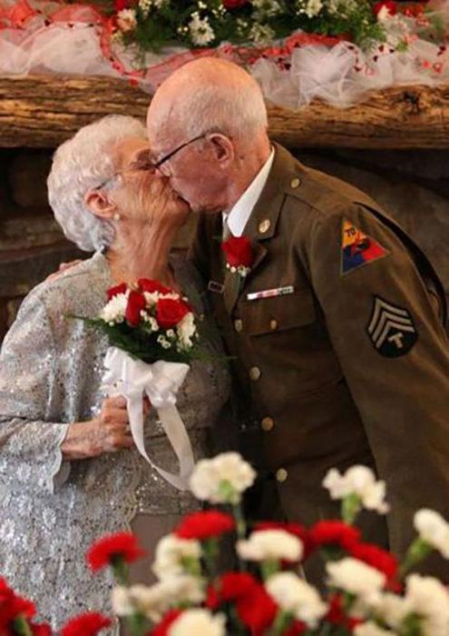 boda de veterano de guerra