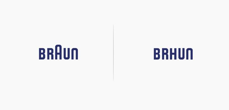 logo de brun si fuera sincero