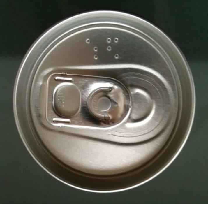 cervezas en braille para invidentes