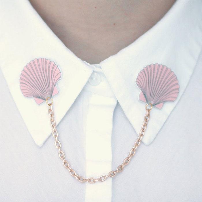 Moda cuellos años 30