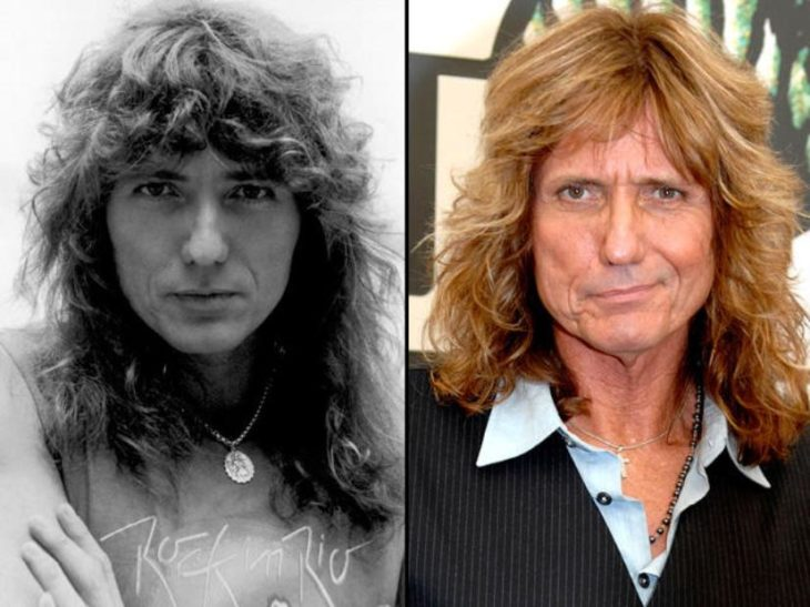 David Coverlade antes y después