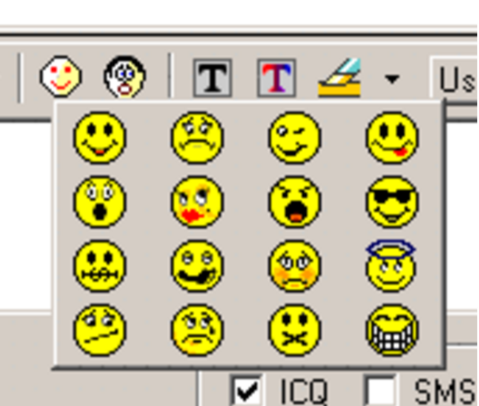 internet-old-emoticones