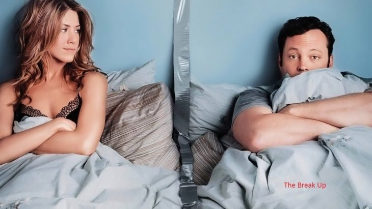Jennifer Aniston y Vince Vaughn