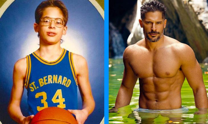 Joe Mananiello antes y después