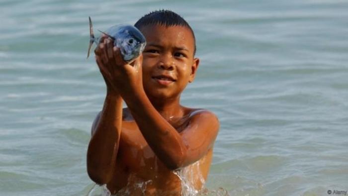 niños delfin 6