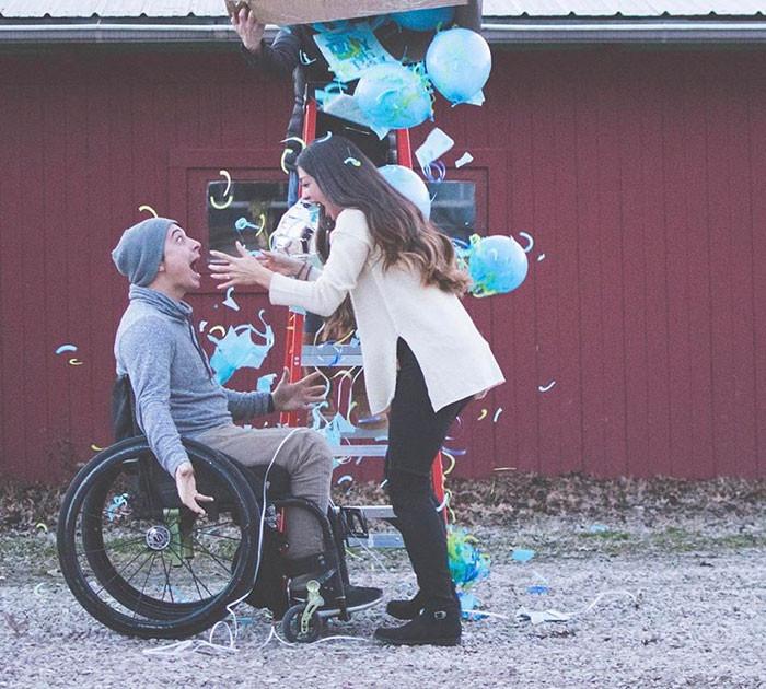 padre paraplejico será papa perfil