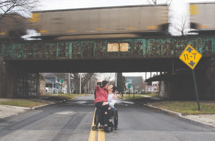padre paraplejico será papa puente