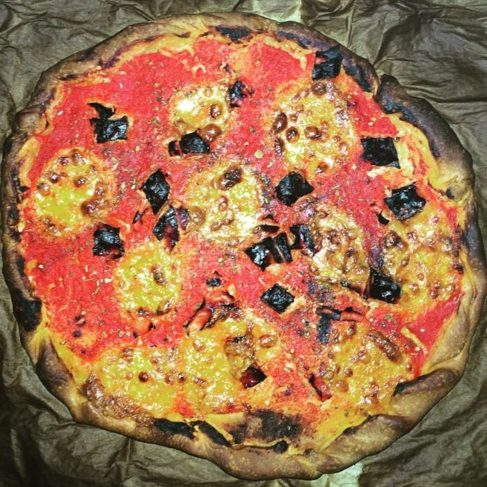 pizza rara