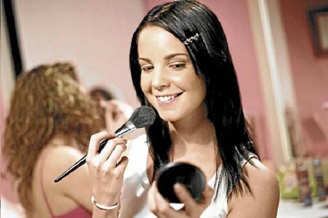 probador no maquillaje