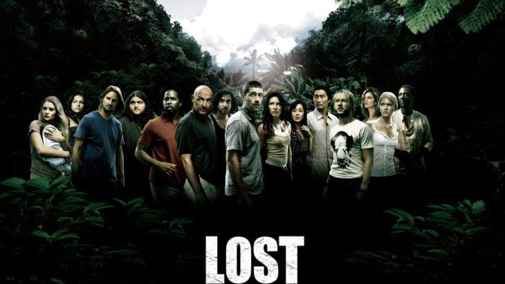 lost serie poster última temporada