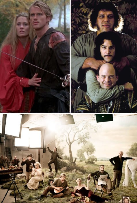 actores de the princess bride 1987 vs 2012
