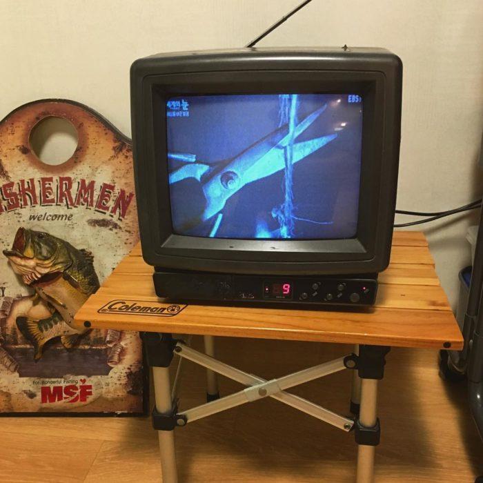 TV de proyección trasera