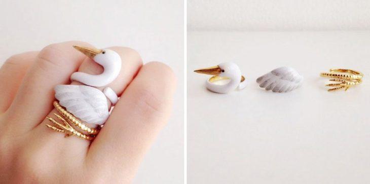 anillo garza