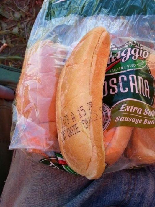fecha de caducidad en el pan