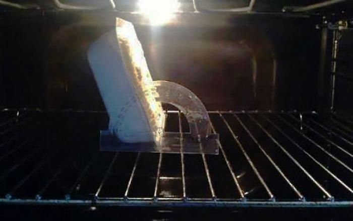 horno a 120 grados