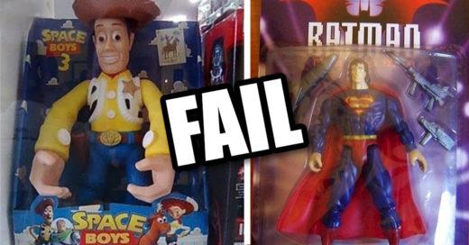 Cover 13 juguetes falsos que te harán reír