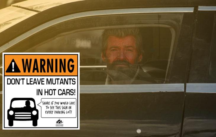 no deje mutantes bajo el sol