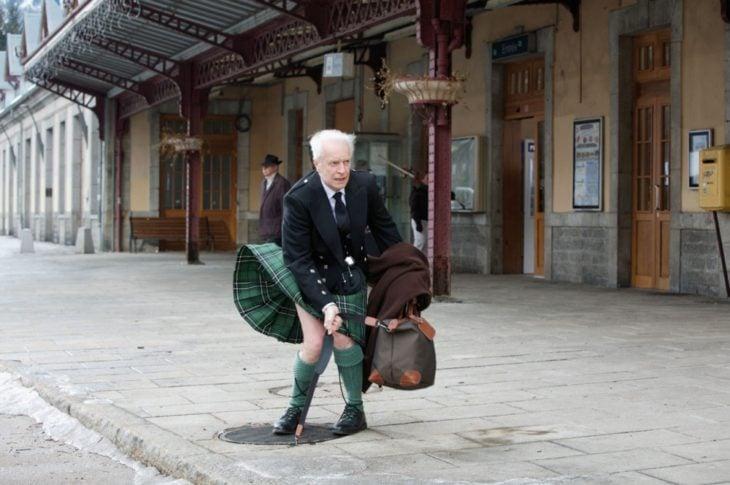 versión moderna escocesa de marilyn monroe