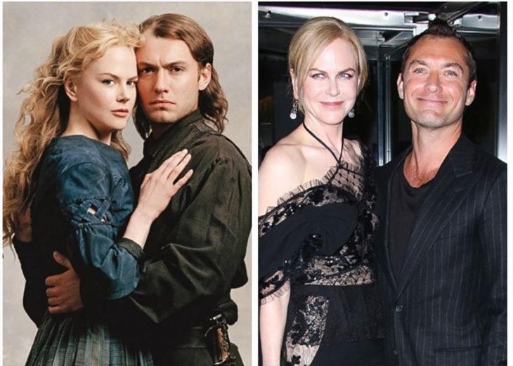 Jude Law y Nicole kidman