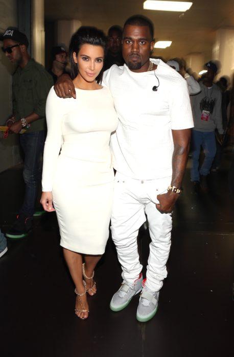 Kim y Kanye 1