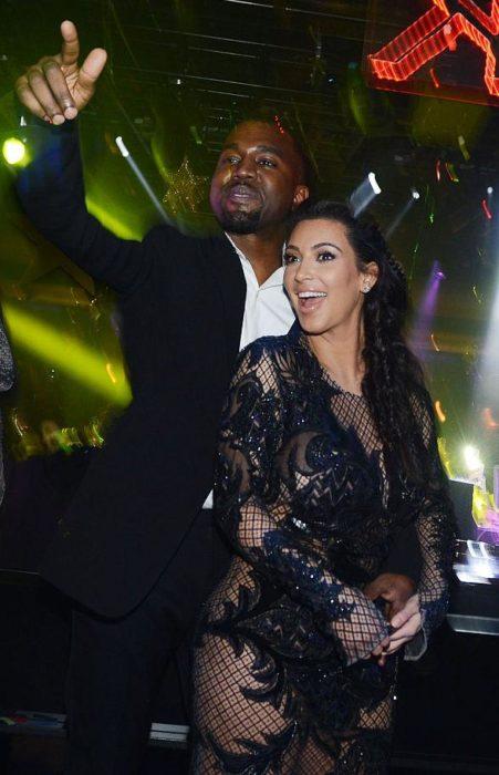 Kim y Kanye 8