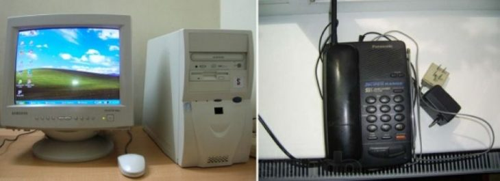 computadora 90's