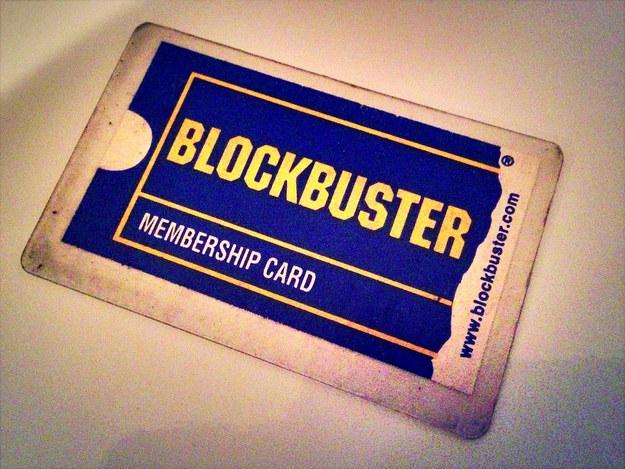 suscripción blockbuster