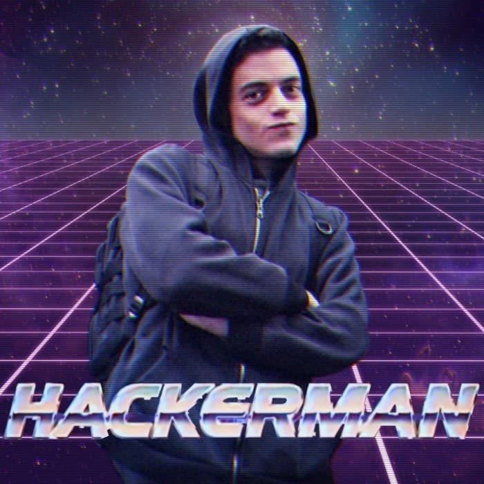 Mr robot hacker