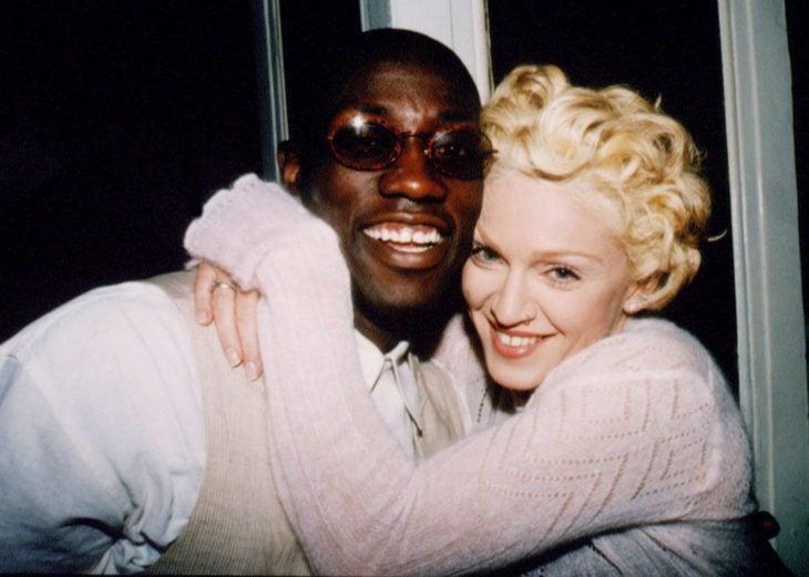 Madonna y Dennnis Rodman