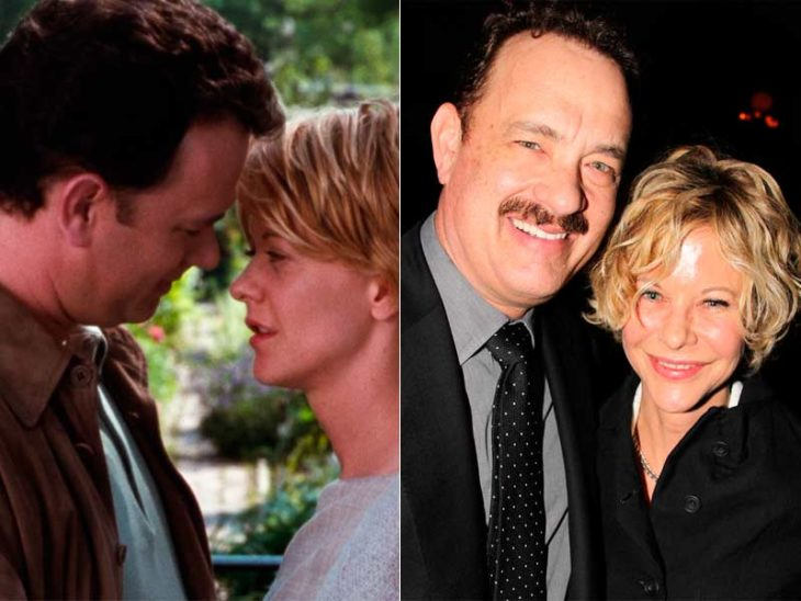 Meg Ryan y Tom Hanks