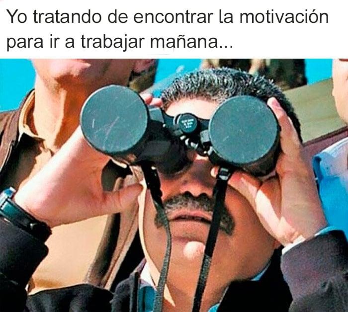 Memes trabajo -buscando mi motivación