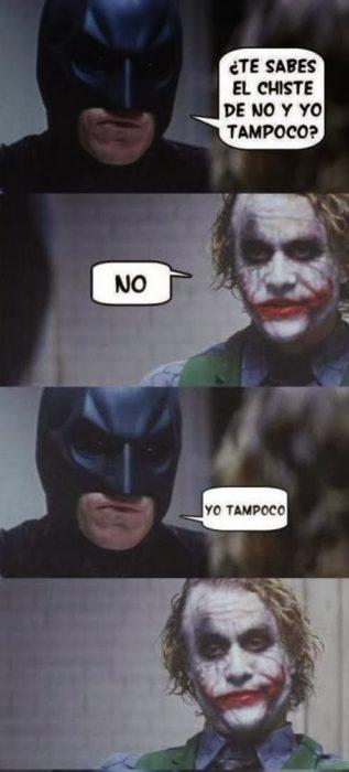chiste malo batman y joker