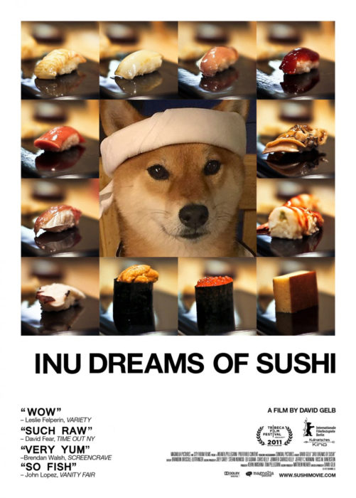 película shiba inu perrito